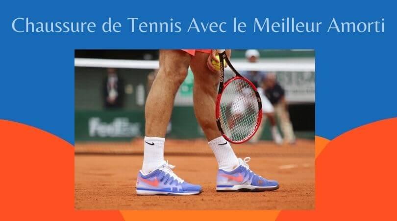 Photo of Chaussure de Tennis Avec le Meilleur Amorti – Les Meilleurs Produits du Marché