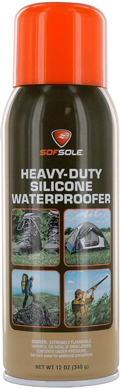 Spray imperméabilisant pour chaussures en silicone Sof Sole