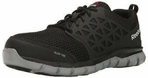 Chaussures de sécurité Reebok ultra-légères pour hommes s3