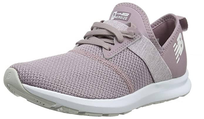 New Balance Chaussures de Cross Femme pour les lombalgies