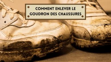 Photo of Comment Enlever Le Goudron Des Chaussures – Guide D'élimination Des Taches De Goudron
