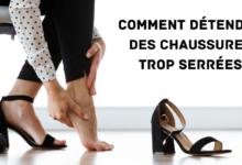 Photo of Comment Détendre Des Chaussures Trop Serrées – Élargir Chaussures Cuir